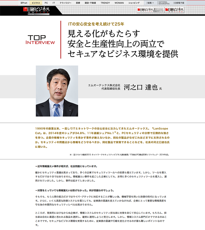 TOPINTERVIEW